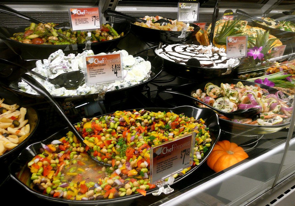 deli near me - get a great selection of fine fresh food for lunch